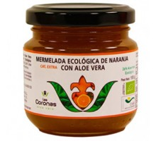 Confiture Bio Orange & Gel d'Aloe vera